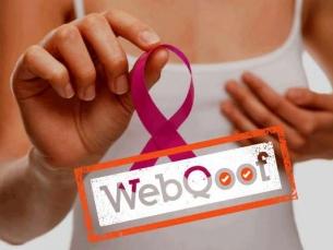 Correntes na web prejudicam prevenção do câncer de mama