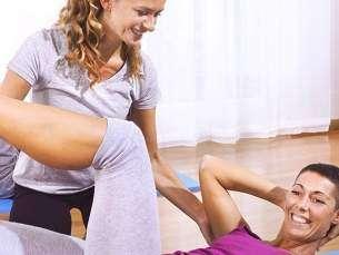 Pilates é usado na reabilitação de pacientes com câncer