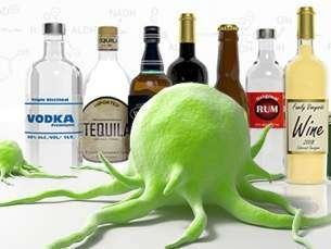 O câncer e o álcool