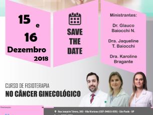 #ESGOTADO# Curso de Fisioterapia em Ginecologia Oncológica