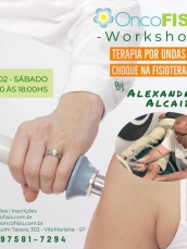 Workshop Terapia por ondas de choque na fisioterapia
