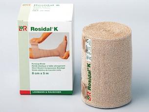 Bandagem Rosidal k 6 cm