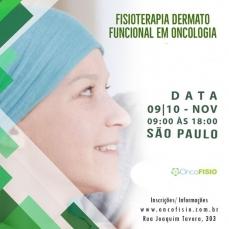 Fisioterapia dermatofuncional em Oncologia -Turma 2