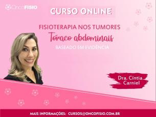Atuação fisioterapêutica nos pacientes com tumores tóraco-abdominais