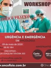 Workshop em Urgência e Emergência em Oncologia Turma 2