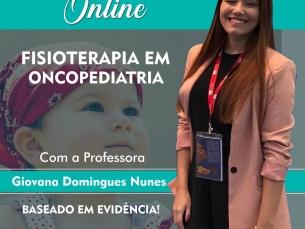 Curso online de fisioterapia em oncologia pediátrica