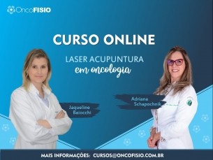 Curso de Laseracupuntura em Oncologia