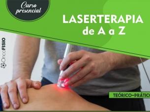 Curso de Laserterapia de A a Z - Fotobiomodulação - Turma 9