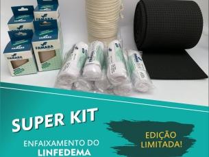 Kit enfaixamento para membro inferior - FAMARA