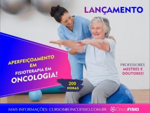 Aperfeiçoamento online em Fisioterapia em Oncologia - 200h Turma 3