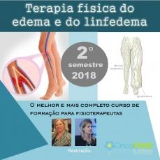 Curso de formação em terapia física do edema e linfedema - MÓDULO 1