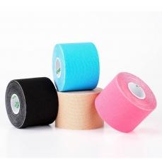 Bandagem Adesiva Kinesio Tape 5cm X 5m AZUL
