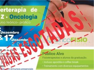 #ESGOTADO Curso de Laserterapia de A a Oncologia - Teórico Prático